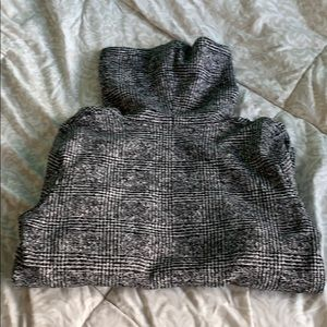 J. Crew turtleneck sweater.